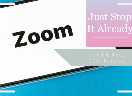 Zoom: The New Judgment Zone