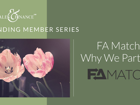 Founding Partner Series: FA Match
