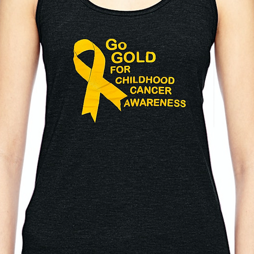 Go For Gold Adult Tank Tops