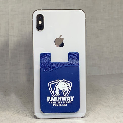 Credit Card Holder for Cell Phone