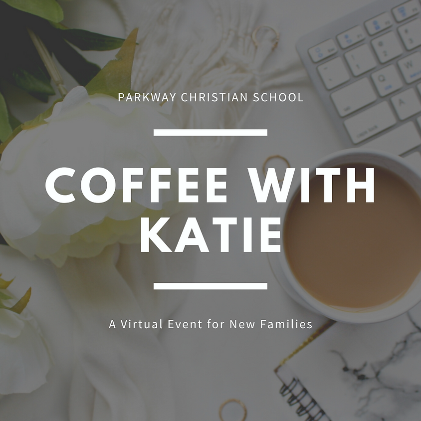 Coffee with Katie 11/10/20