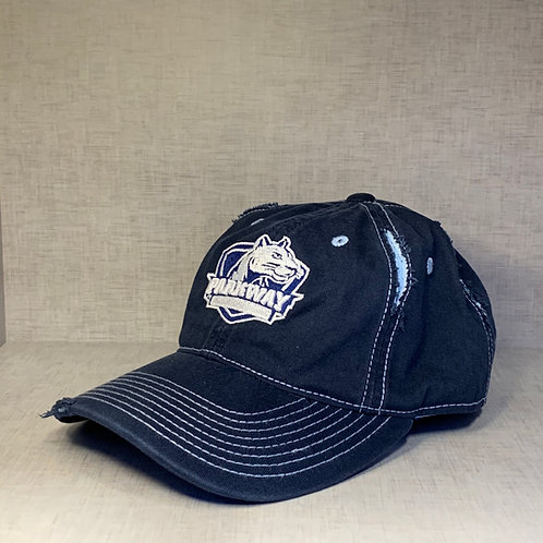Distressed PCS hat