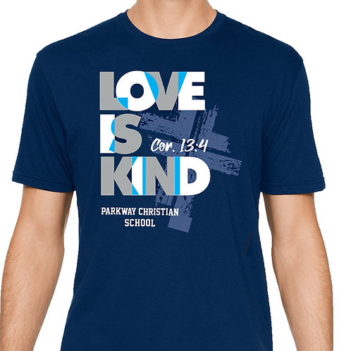 Love is Kind Student (only) Shirt