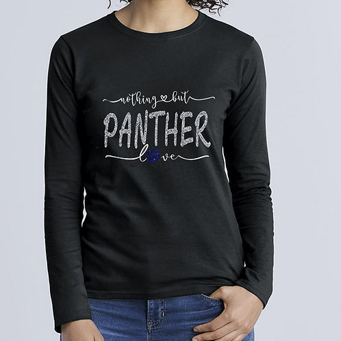Nothing But Panther Love