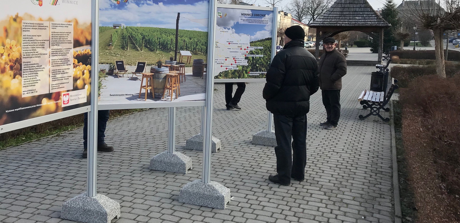 Wystawa w Opatowie