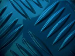 Blue slate gloss