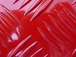 Dark red gloss