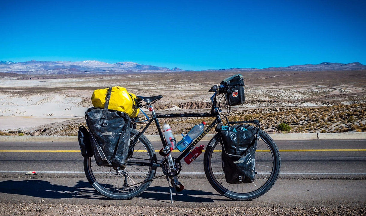 Win an Expedition Bike For Your Next Trip