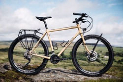 Stanforth Pamira expedition bike
