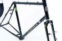 Kibo frame and forks