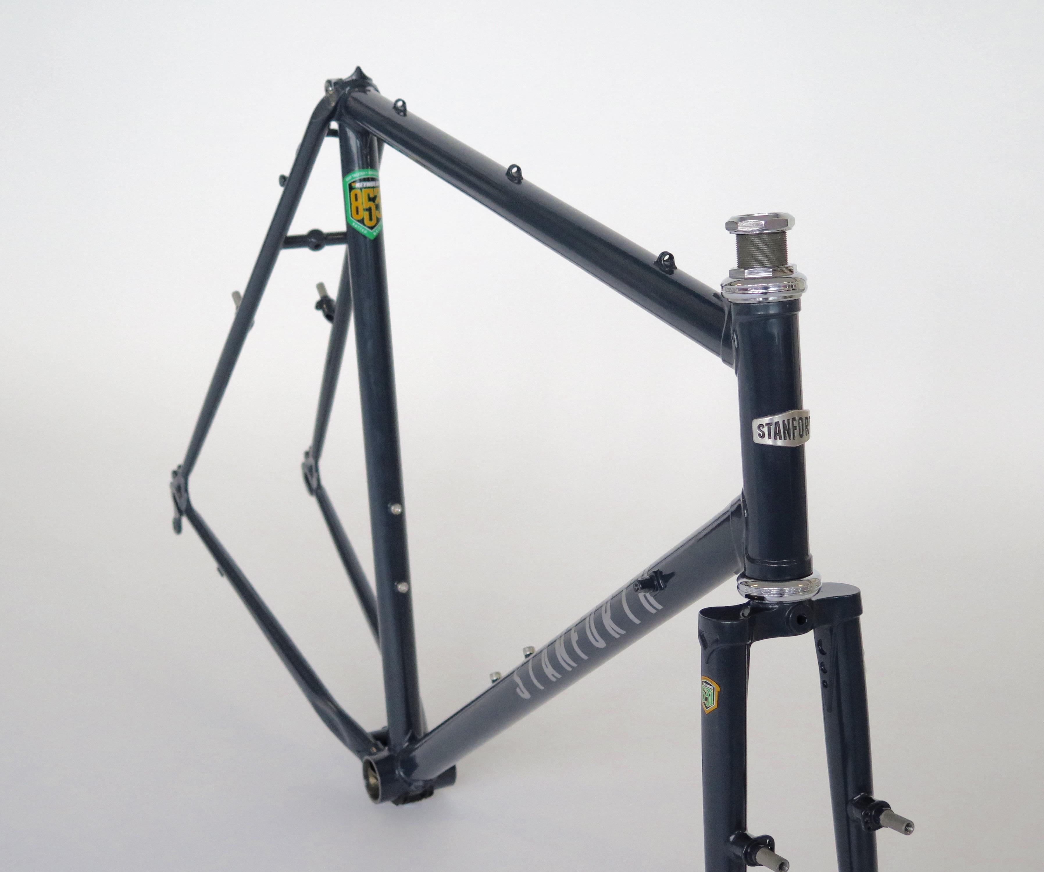 Skyelander 650b frame and forks