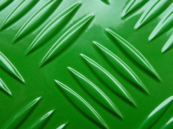 Mid green gloss