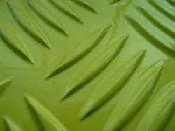 Lime green gloss