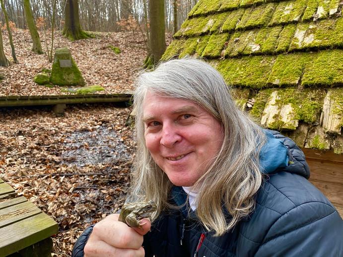 PCH a přátelská lesní žebka :)
