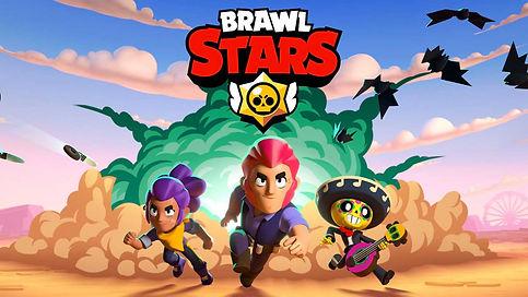 Приключение по мотивам игры Brawl Stars