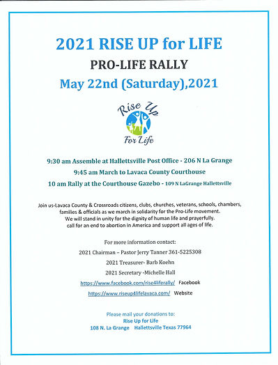 2021 Rise Up 4 Life Rally Flyer final.jp