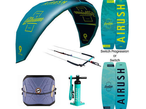 Airush Lithium V12 Package