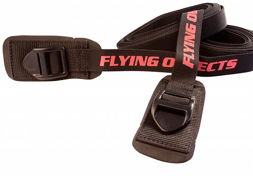Flying Objects Tie Down - Plastic Buckle