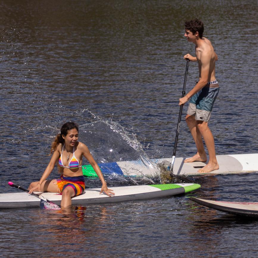 Stand Up Surfing Margaret River
