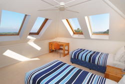 Outrigger loft bedroom