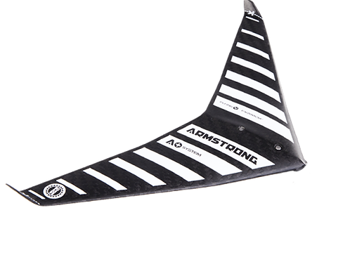 Armstrong Flying V 200 Tail Wing A+ System