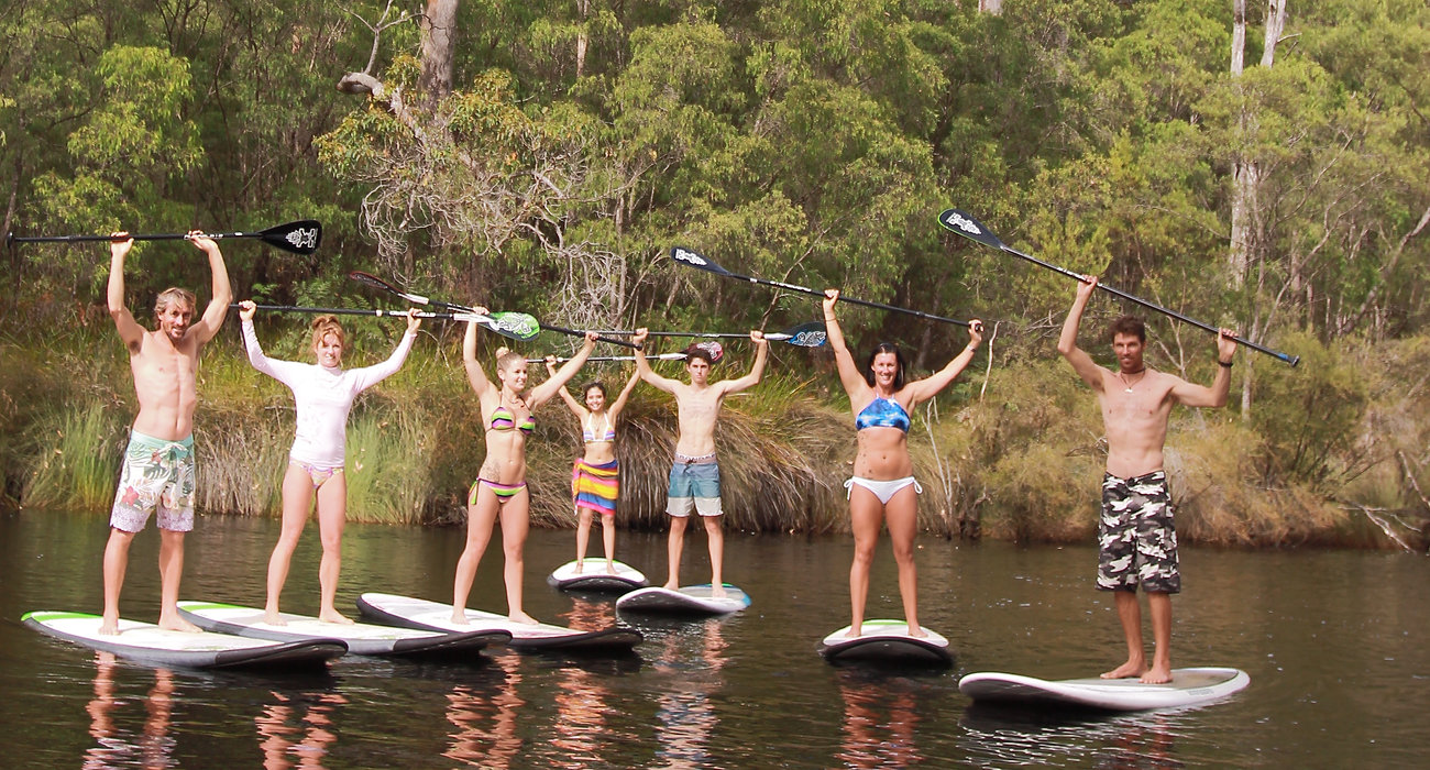 Margaret River Tours, Margaret River Canoe tours