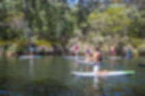 Learn to Stand Up Paddle Margaret River Region