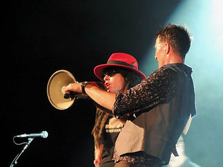 Ang and Scott Weiland STP HAmilton ON.jp