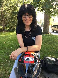 Ang And Helmet.JPG