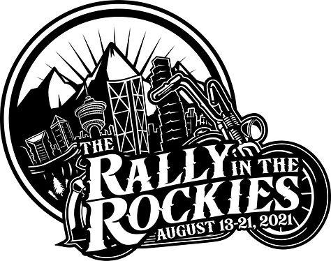 Logo for The Rally In The Rockies Calgary Alberta
