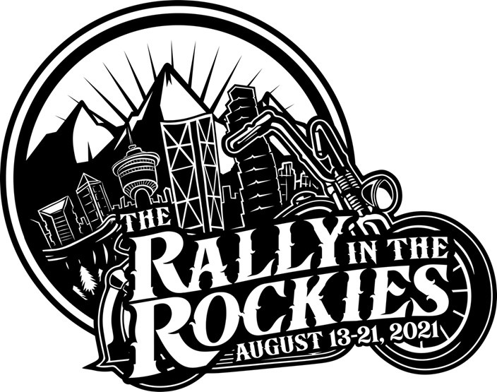 The Rally In The Rockies Logo 2021