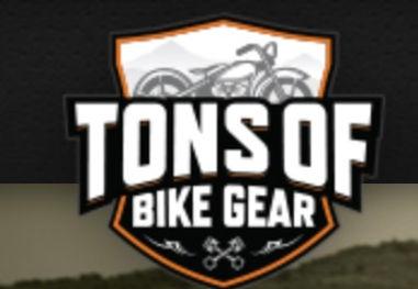 Tons Of Bike Gear