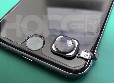 iPhone6 ホームボタン割れ