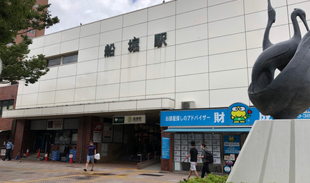 都営新宿線船堀駅南口