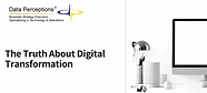 Truth About Digital Transformation opening page
