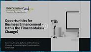 Opportunities for Business Enhancement Video
