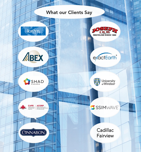 Data Perceptions Client Testimonials