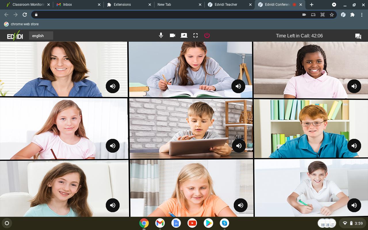 Video Classroom Meetings