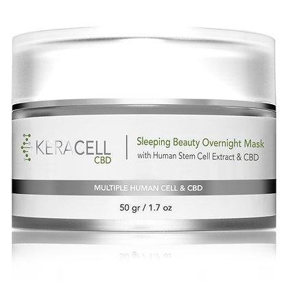 Sleeping Beauty Overnight Mask with CBD & MHCsc™ Technology