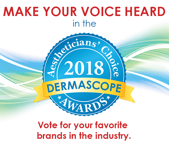 CLICK HERE to VOTE For KERACELL V_SHAPE NECK & DECOLLETE' under MOISTURIZERS!!!! www.Dermascope/ACA/vote