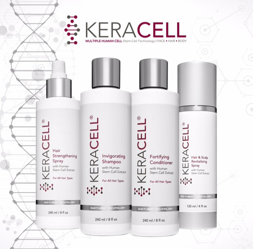 Keracell Revitalizing Haircare System