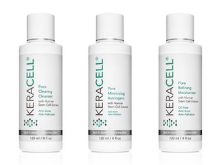 KERACELL® is proud to launch Anti-Acne/ Anti-Pollution Product Line!!!!