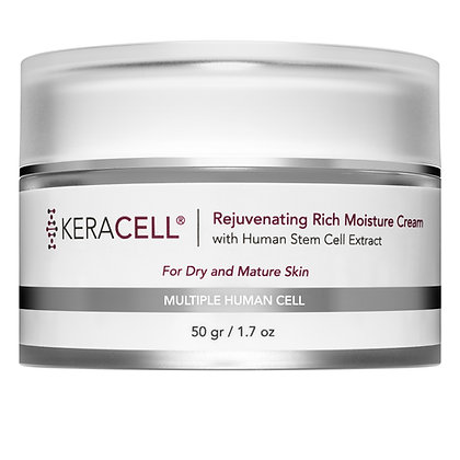 Rejuvenating Rich Moisture Cream with MHCsc™ Technology