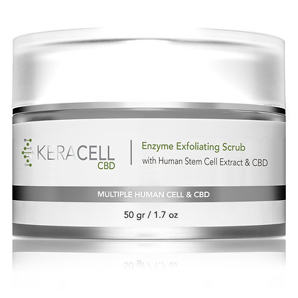 Enzyme Exfoliating Scrub with CBD & MHCsc™ Technology