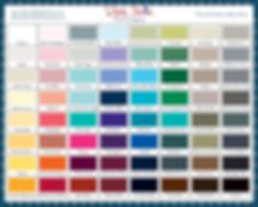 Chalk paint Color Options