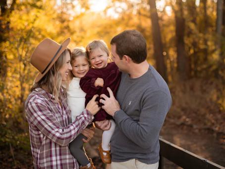 Adams fall family