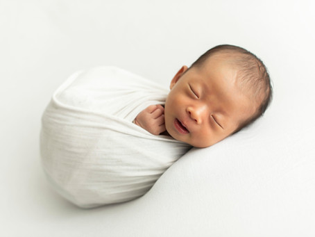 Kim newborn