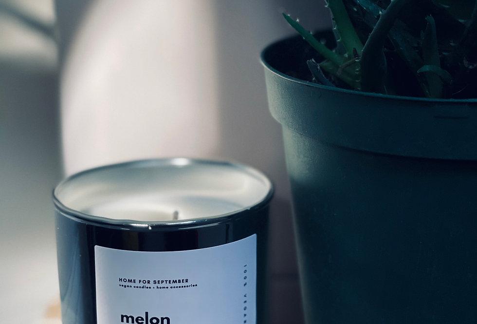 Melon Honeybutter (Silver Vessel)