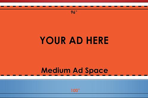 Medium Ad Space | Barb Cook Park