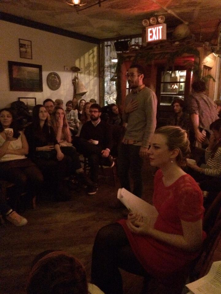 Shakespeare in the Pub: R&J